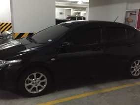 Black Honda City 2013 at 36000 km for sale