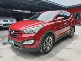 Selling Hyundai Santa Fe 2013 CRDI Automatic in Las Pinas