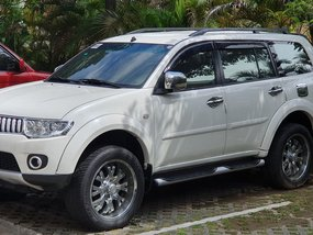 Low Mileage Mitsubishi Montero Sport 2012 at Quezon City