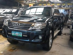 2013 Toyota Hilux at 68000 km for sale in Quezon City