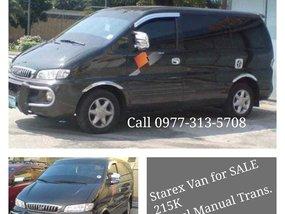 1997 Hyundai Starex for sale in Manila