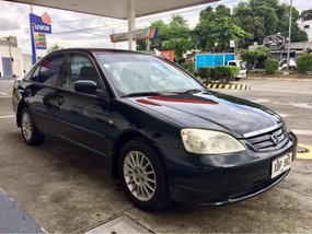 2nd Hand 2002 Honda Civic for sale in Quezon City
