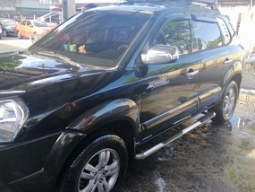 2nd Hand 2008 Hyundai Tucson for sale in Mandaluyong City