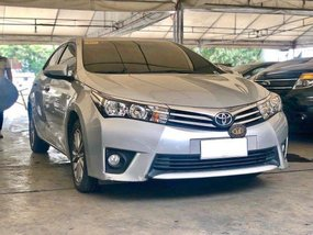 2nd Hand 2015 Toyota Corolla Altis at 45000 km for sale
