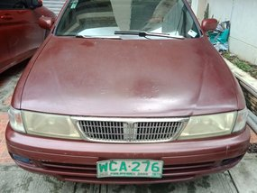Nissan Sentra 1998 at 130000 km for sale in Las Pinas