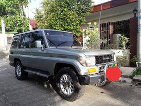 2nd Hand Silver 2004 Toyota Land Cruiser Prado for sale