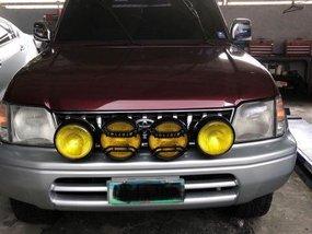 Toyota Land Cruiser Prado 1997 for sale in Quezon City