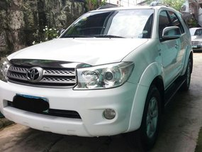 2011 Toyota Fortuner for sale in Quezon City