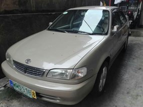 1999 Toyota Corolla Altis for sale in Quezon City