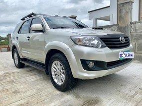 Toyota Fortuner 2013 for sale in Bocaue