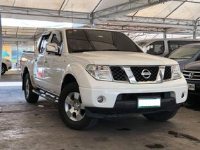 2012 Nissan Frontier Navara at 43000 km for sale in Manila