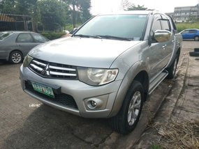 2011 Mitsubishi Strada for sale in Quezon City
