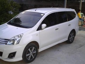 2013 Nissan Grand Livina for sale in Manila