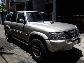 2002 Nissan Patrol for sale in Caloocan