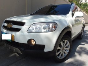 2011 Chevrolet Captiva for sale in Quezon City