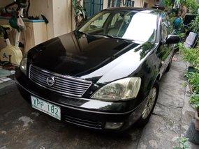 Black Nissan Sentra 2004 for sale in Taguig