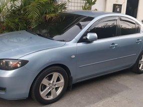 2007 Mazda 3 for sale in Manila