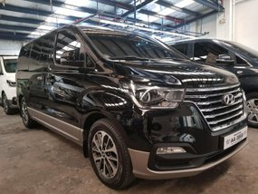 Brand New Hyundai Starex 2019 Van for sale in Quezon City