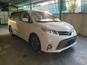 2019 Toyota Sienna for sale in Quezon City