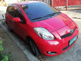 2010 Toyota Yaris for sale in Quezon City