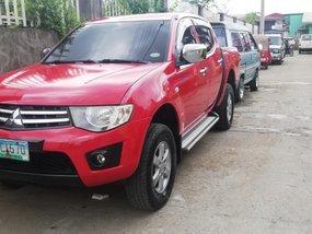 2010 Mitsubishi Strada for sale in Calamba