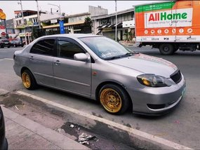 Sell 2nd Hand 2004 Toyota Altis Sedan in Cavite