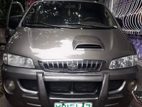 Sell 2nd Hand 2000 Hyundai Grand Starex Manual in Caloocan