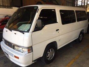 2014 Nissan Urvan Manual at 87000 km for sale