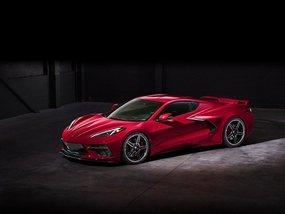 No manual variant for the Chevrolet Corvette C8 Stingray 2020!