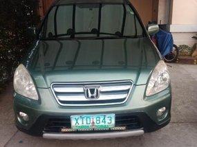 2nd Hand Honda Cr-V 2005 for sale in Manila