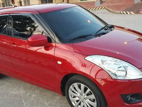 Sell 2nd Hand Red 2014 Suzuki Swift Manual