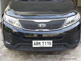 Black Kia Sorento 2014 Automatic Diesel for sale