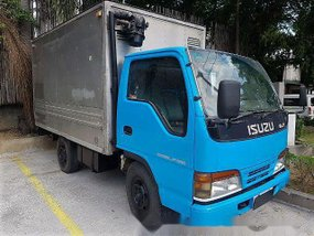 Selling Isuzu Elf 2002 at 100000 km in Quezon City