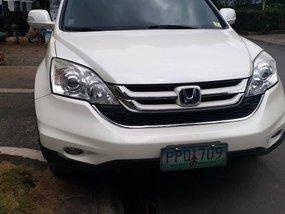 Sell Pearlwhite 2010 Honda Cr-V in Quezon City