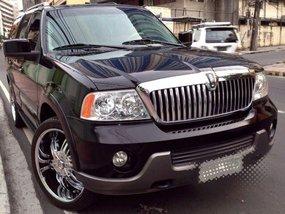 2004 Lincoln Navigator for sale in Manila