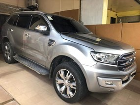 Selling Used Ford Everest 2016 Automatic Diesel