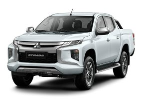 Sell Brand New 2020 Mitsubishi Strada Truck in Metro Manila
