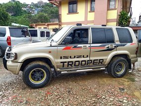 Used Isuzu Trooper 2003 Automatic for sale in Bohol