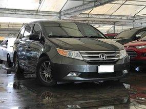 Sell 2nd Hand 2013 Honda Odyssey at 59000 km in Makati