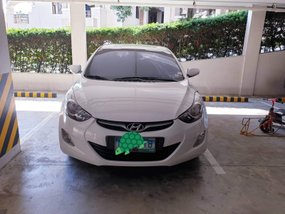 Selling Used Hyundai Elantra 2012 at 86000 km in Las Pinas