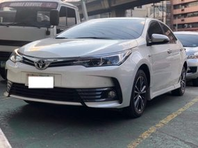 Toyota Altis 2017 for sale in San Mateo