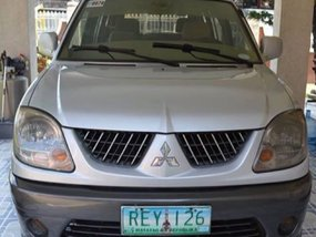 2007 Mitsubishi Adventure for sale in Manila