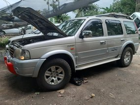 2004 Ford Everest Manual Diesel for sale