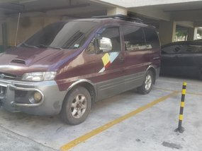 1999 Hyundai Starex for sale in Pasig