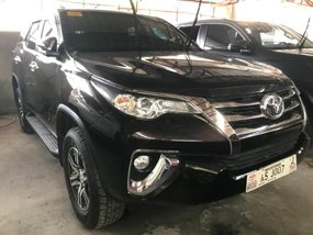 Sell Brown 2018 Toyota Fortuner in Quezon City
