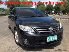 2013 Toyota Altis for sale in Quezon