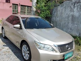 2013 Toyota Camry for sale in Quezon City