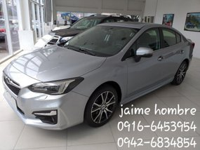 Brand New 2018 Subaru Impreza for sale in Pasig