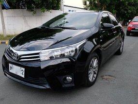 2015 Toyota Altis for sale in Quezon City
