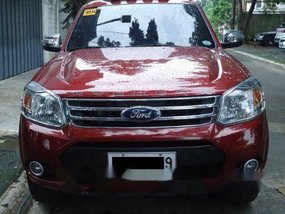 Selling Ford Everest 2014 at 30840 km in Quezon City